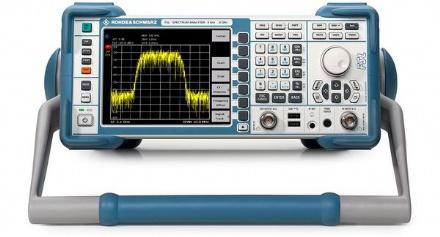 Instrument de mesure electronique